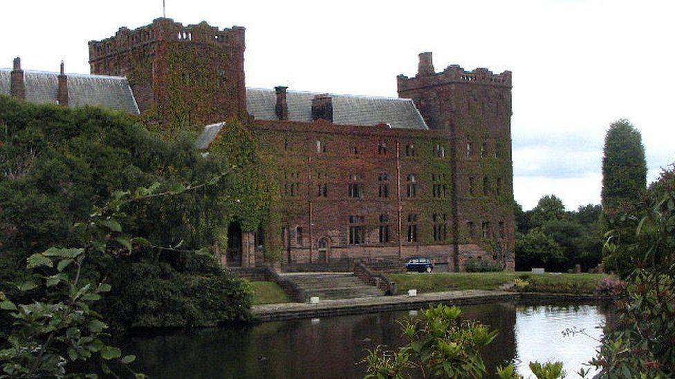 St Joseph's College in Upholland