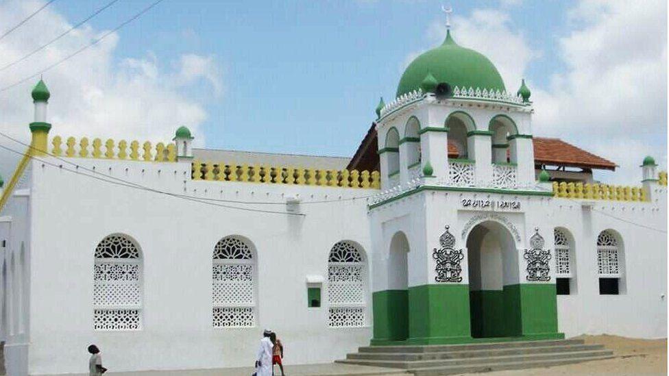 Riyadha Mosque Lamu