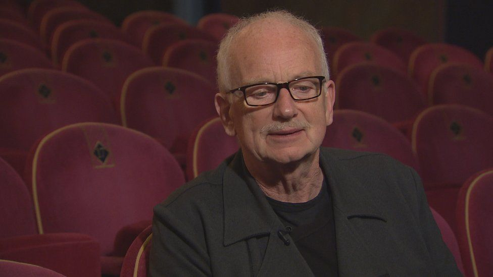 Ian McDiarmid is currently appearing in What Shadows at the Lyceum Theatre in Edinburgh