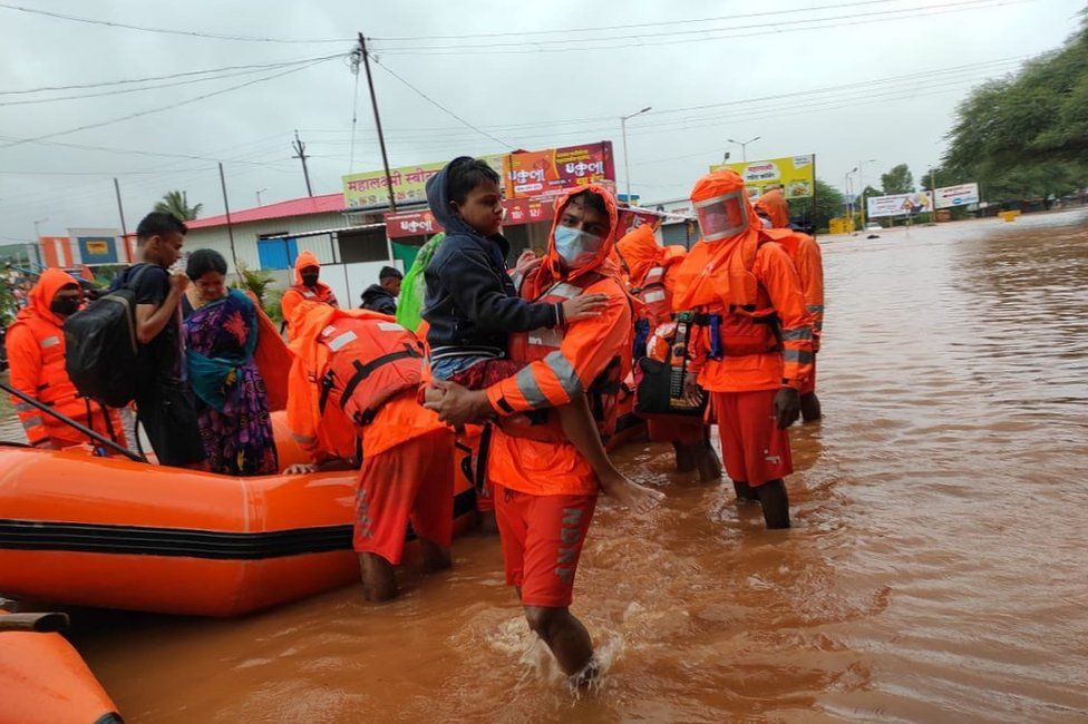 Floods in Kolhapur