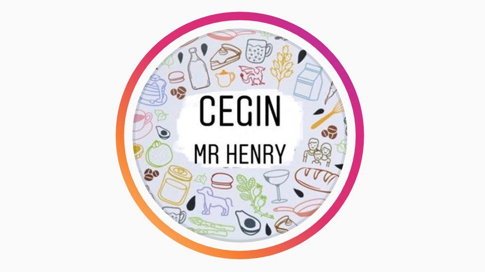 Cegin Mr Henry