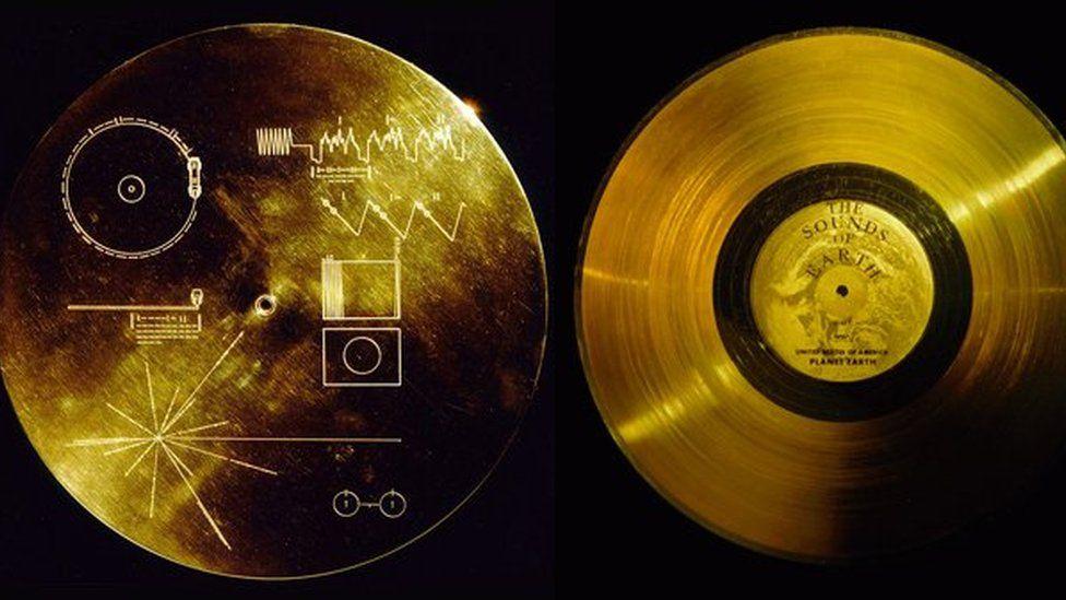 Cofnod Aur y Voyager