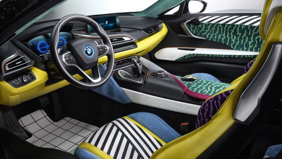 customised car