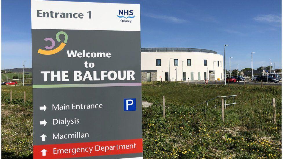 Balfour Hospital / NHS Orkney