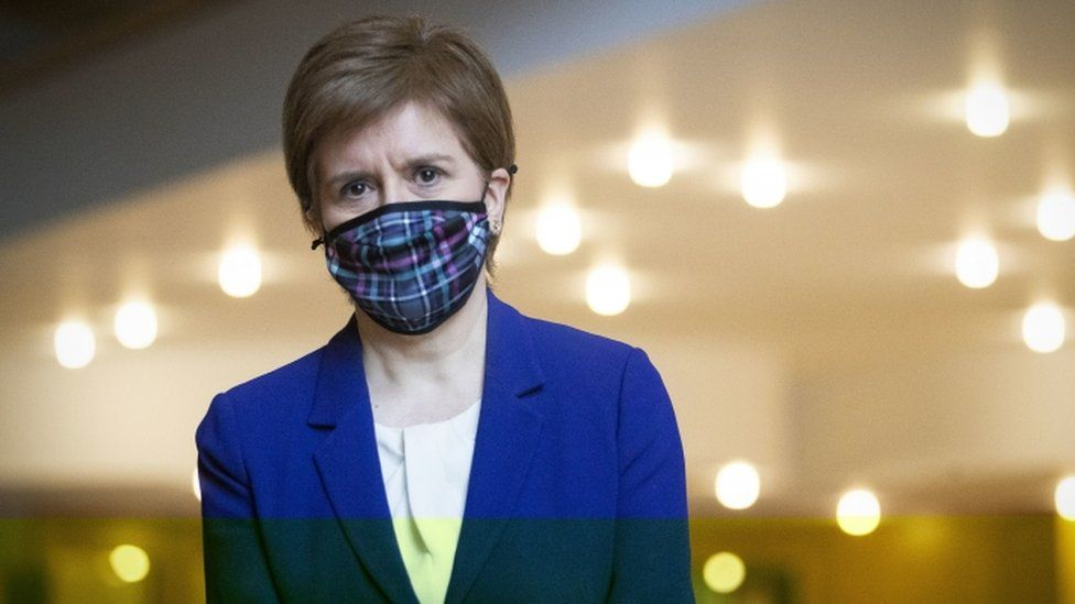 Nicola Sturgeon did not breach ministerial code, inquiry finds