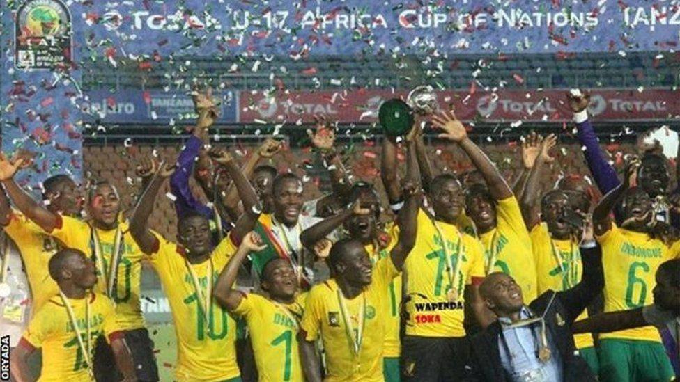 Football : le Cameroun remporte la CAN des cadets