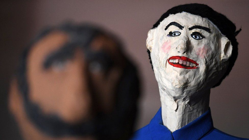 Oscar Murillo's papier mache people were nominated for last year's prize