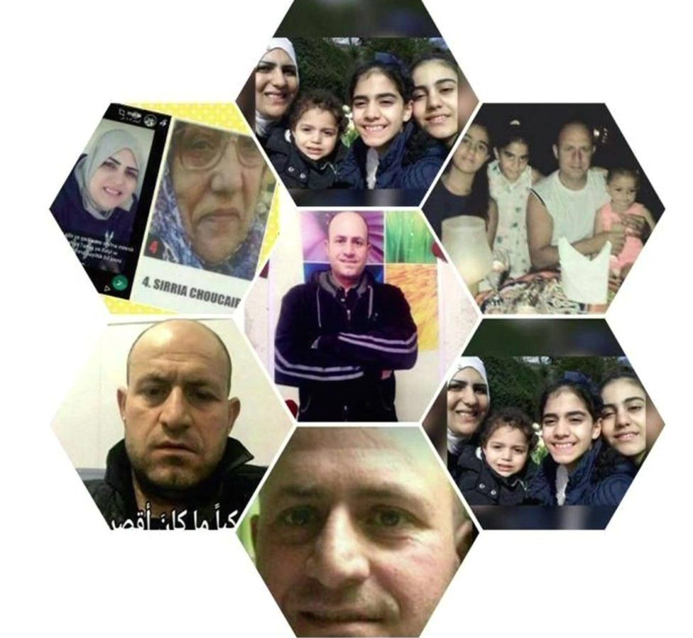 Picture of Choukair family