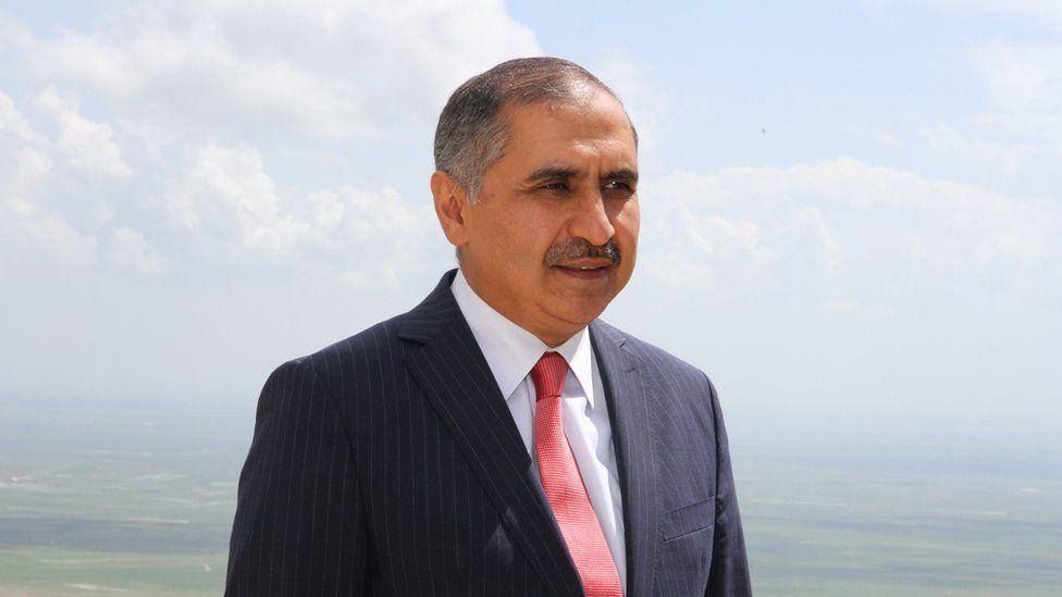 Mardin Governor Omer Faruk Kocak