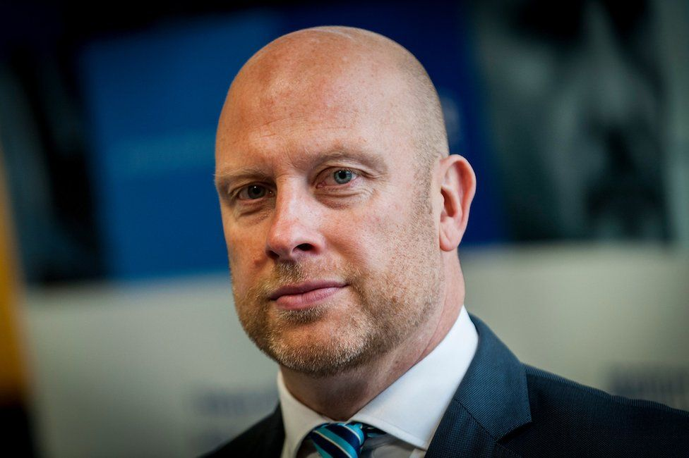 Nick Smart, Chairman of West Yorkshire Police Federation