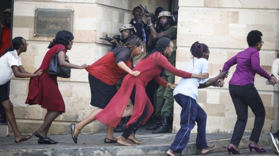 """Hôtel de Nairobi: """"Comment avons-nous survécu à l'attaque du DusitD2"""""""