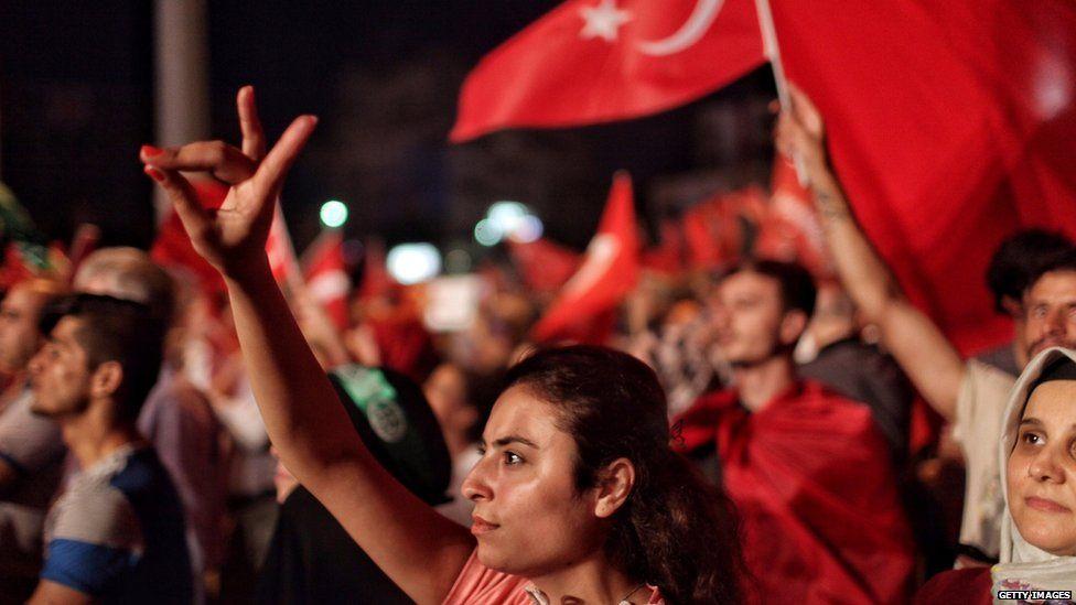 Erdogan Supporter
