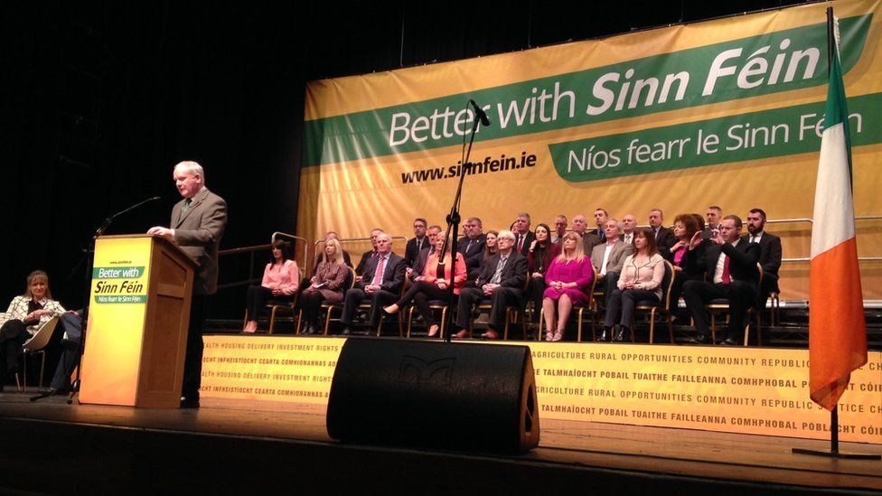 Sinn Féin believes the move will help it to win another seat in Foyle