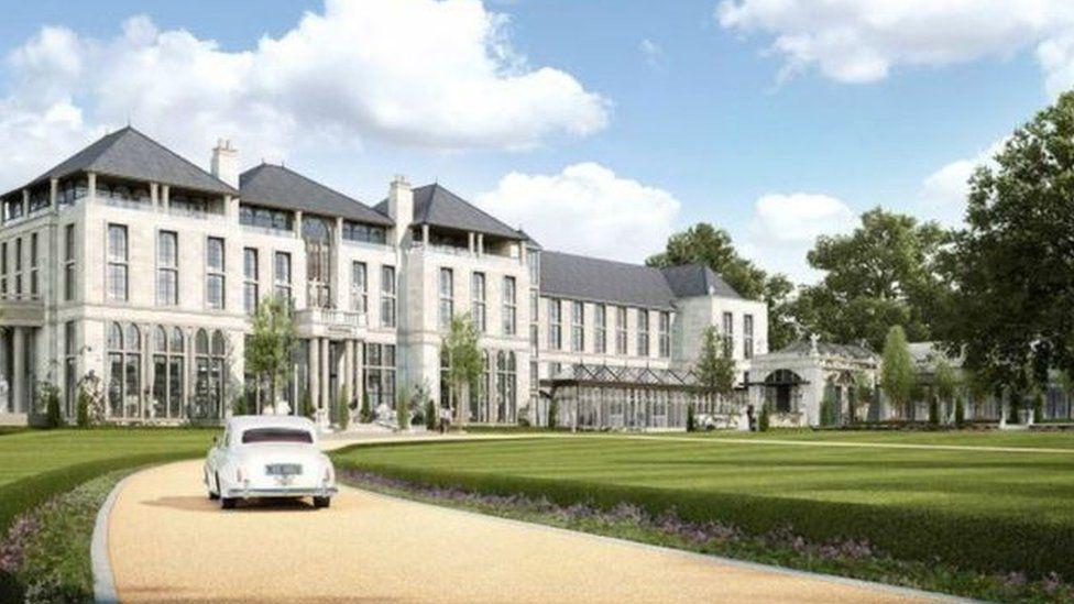 Hulton Hall Estate