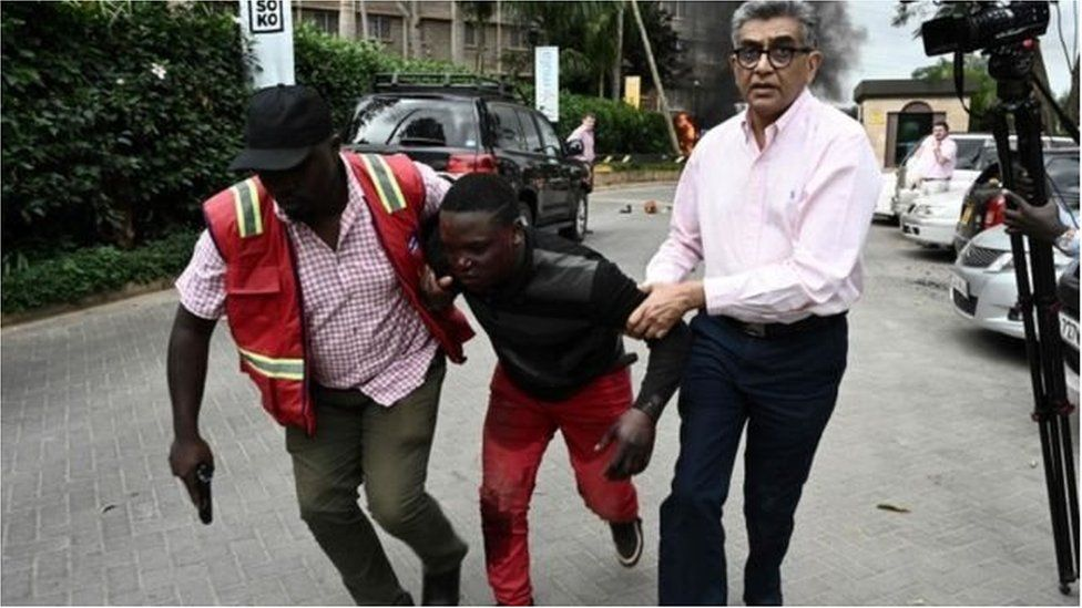 Une attaque djihadiste à Nairobi