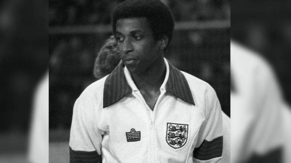 Viv Anderson in 1978