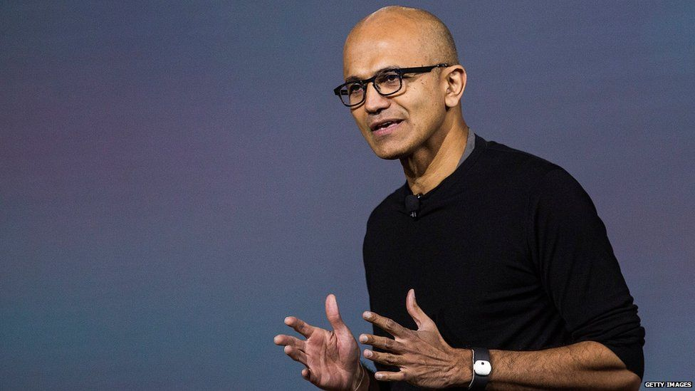 Satya Nadella's Microsoft says it is unaffected, but urges quick reform