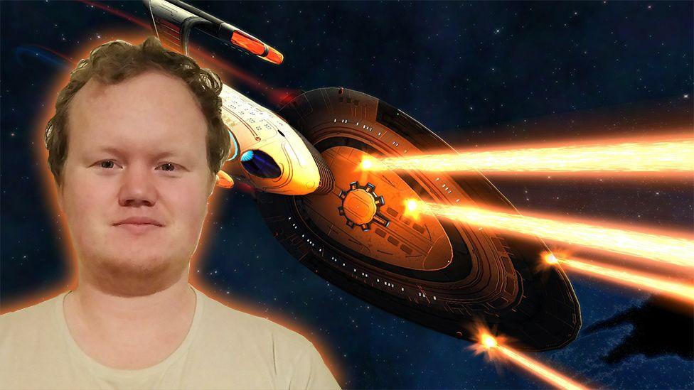 Connor Strange / Star Trek Online
