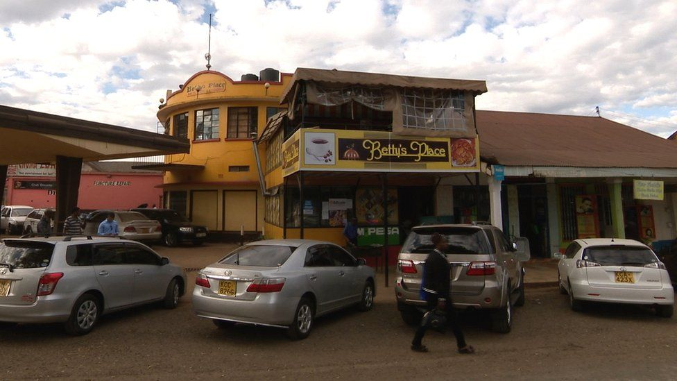 Betty's Place in Nyeri, Kenya