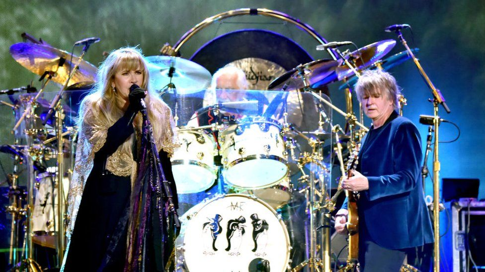 Neil Finn and Fleetwood Mac