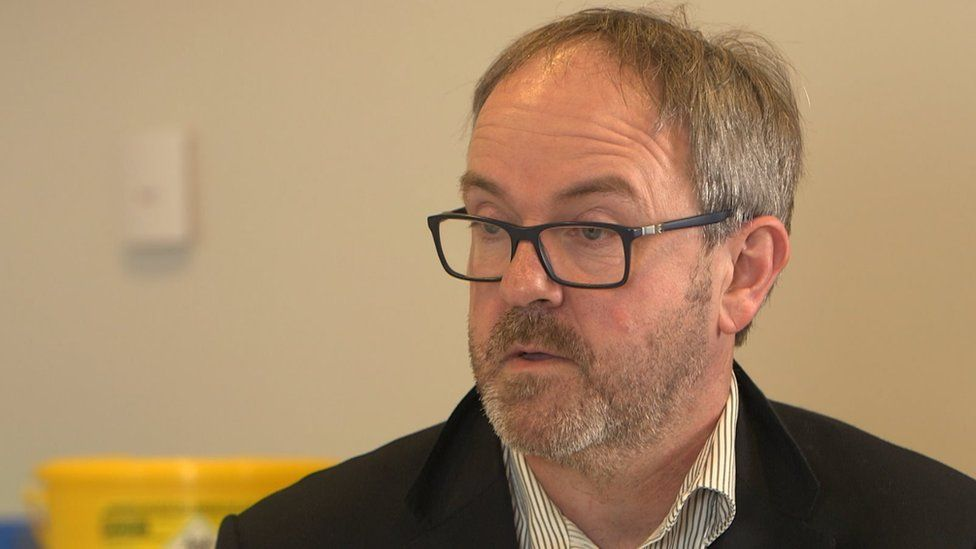 Prof Carl Heneghan