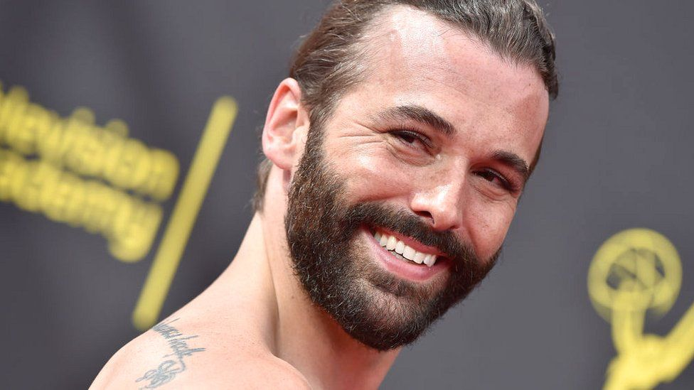 Queer Eye's Jonathan Van Ness says he's HIV positive