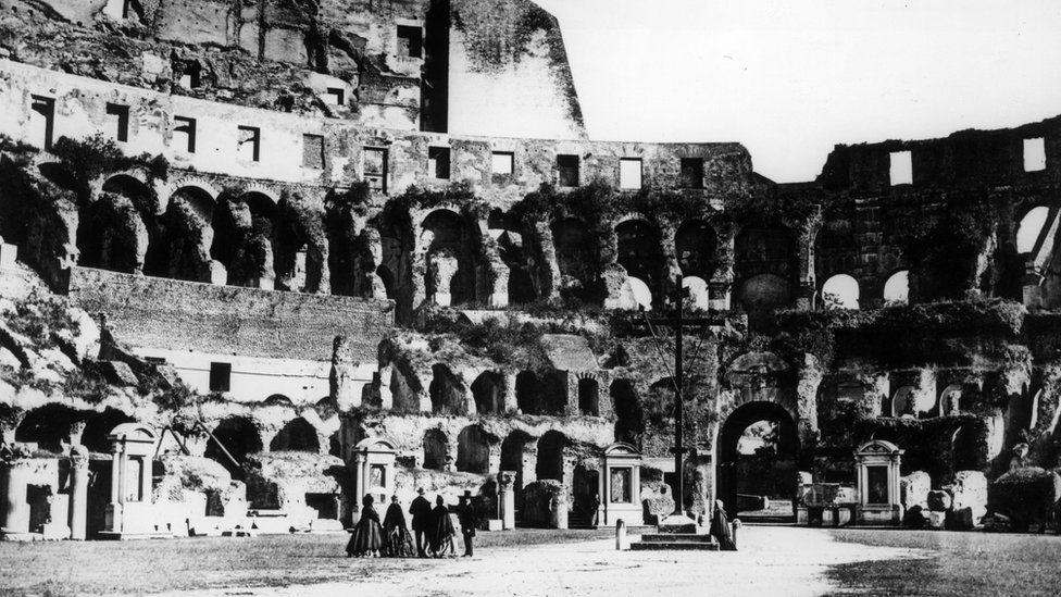 6 Cosas Que Quizás No Conocías Del Coliseo El ícono Más