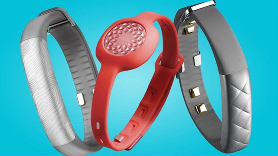 Jawbone products
