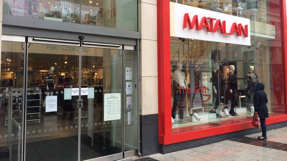 Matalan on Queen Street