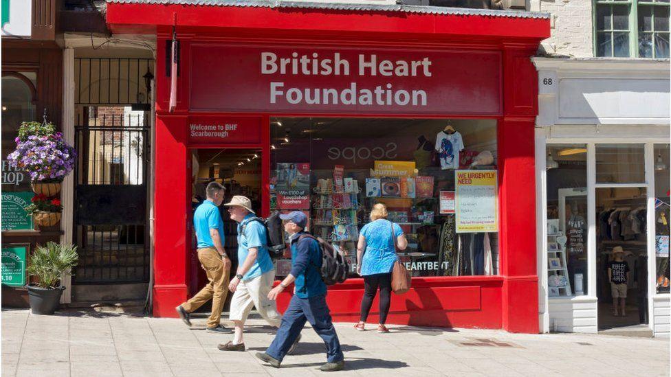 BHF shop