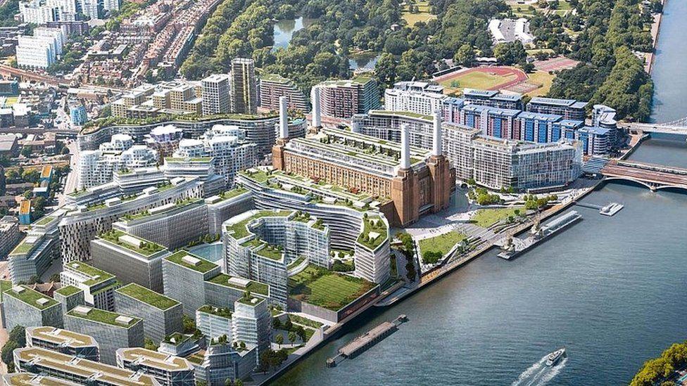 Battersea Power Station development