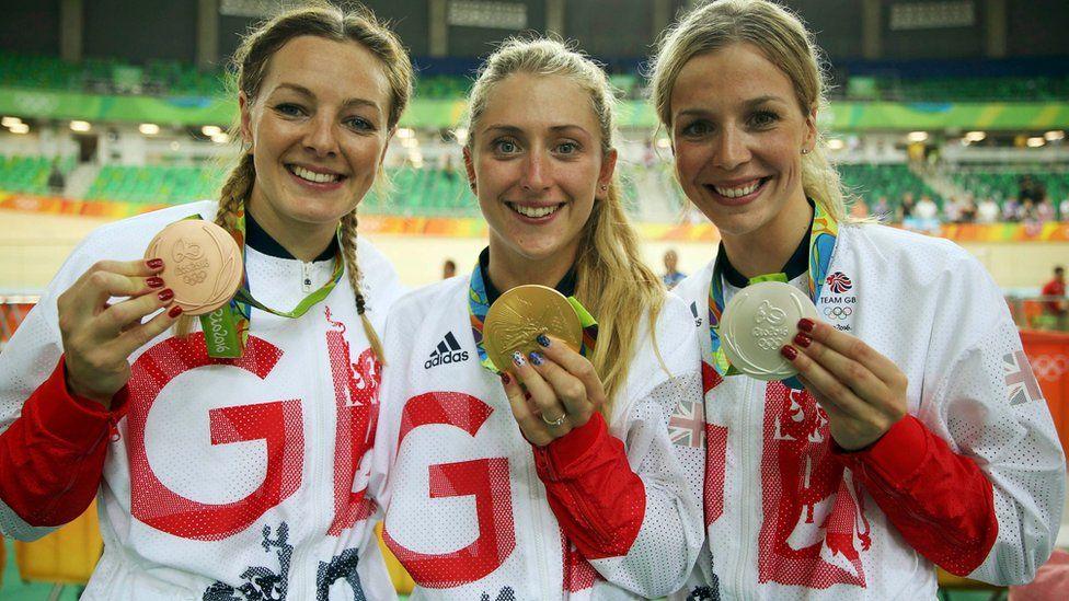 British cycling team