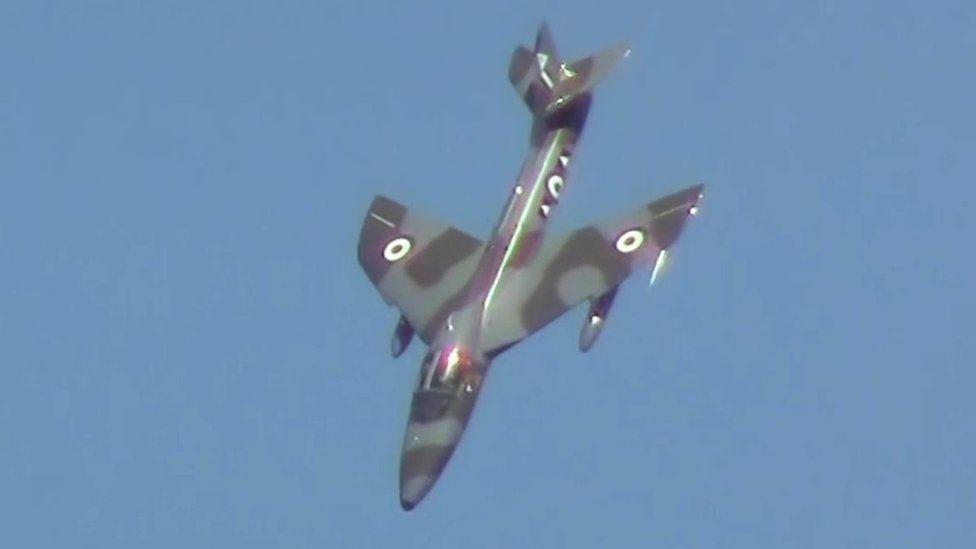 Shoreham air crash: Pilot Andrew Hill 'can't remember