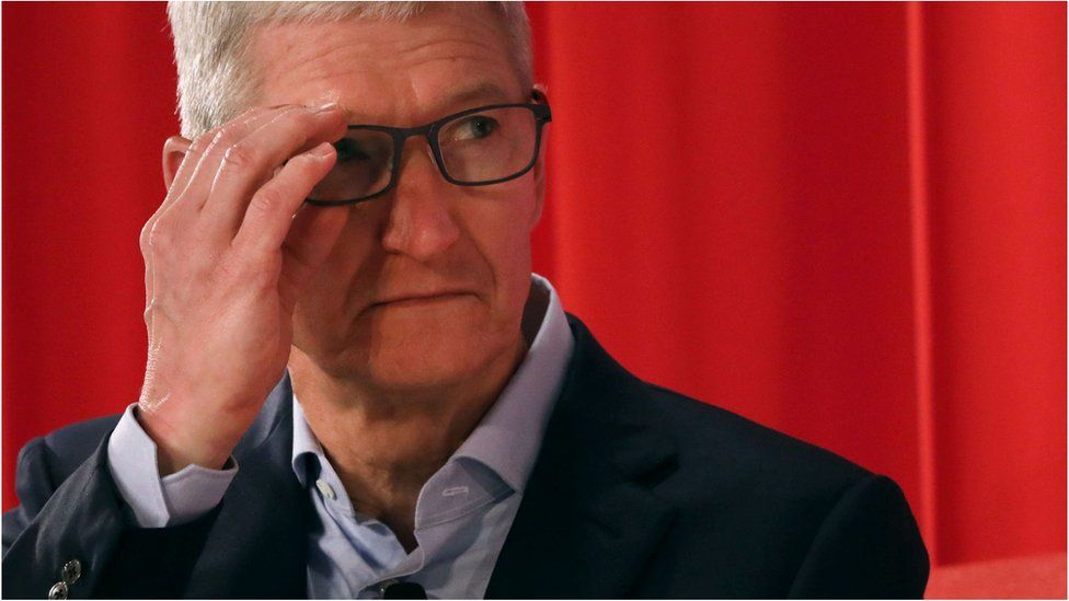 Tim Cook's Apple has said Google's research did not include information about the narrow scope of the attack