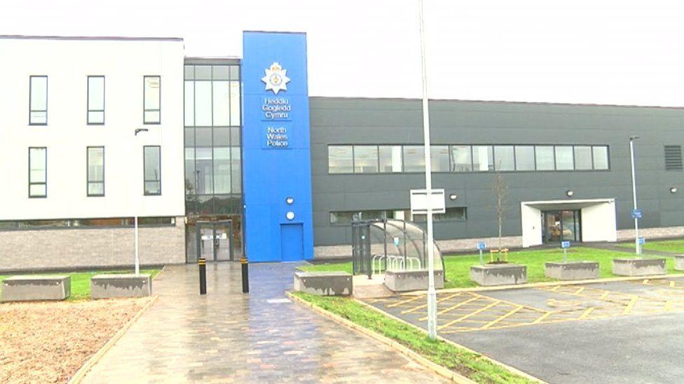 Wrexham police eastern HQ