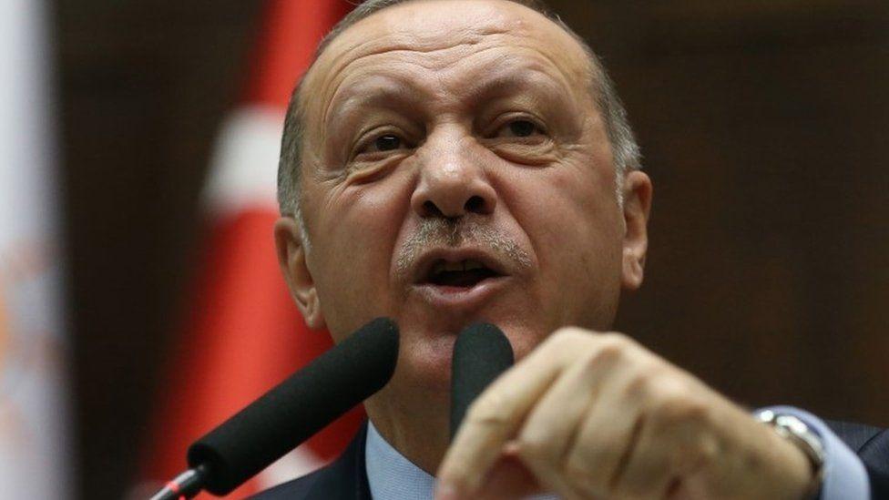 Recep Tayyip Erdogan, 8 January