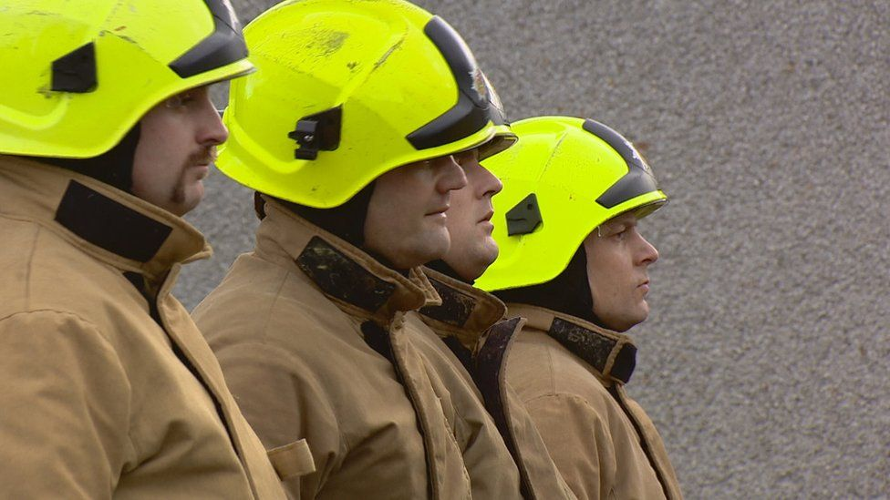 fire officer generic