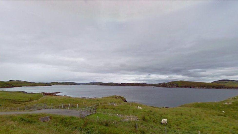 Loch Èireasort