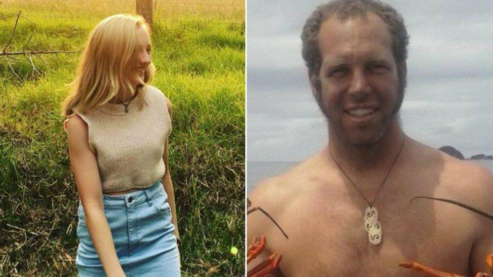 Winona Jane Langford, 17, and Hayden Bryan Marshall-Inman, 40