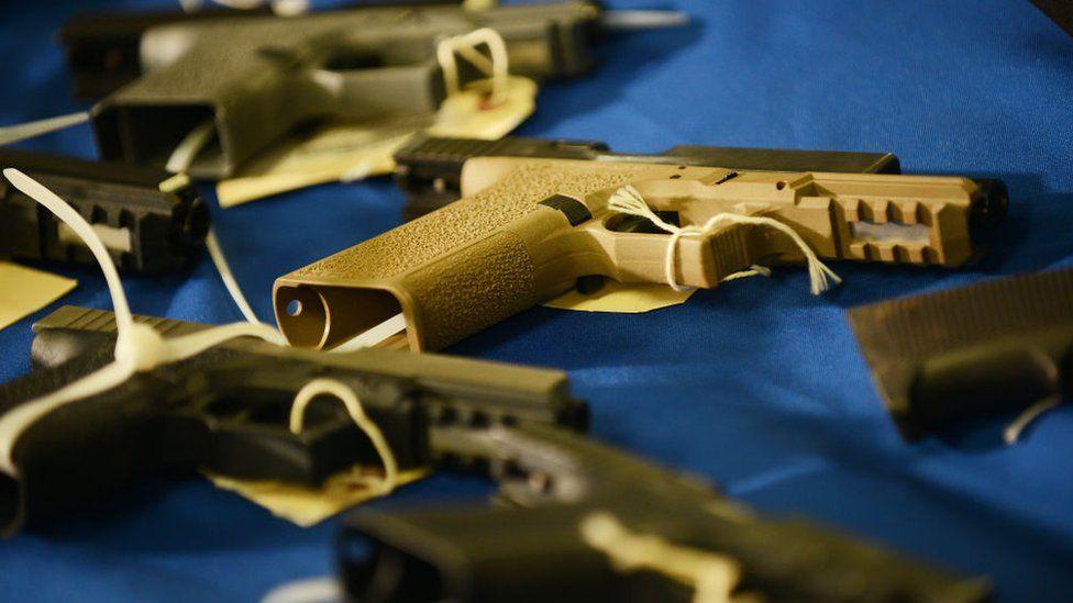 U.S. gun violence: Joe Biden to target 'ghost guns'