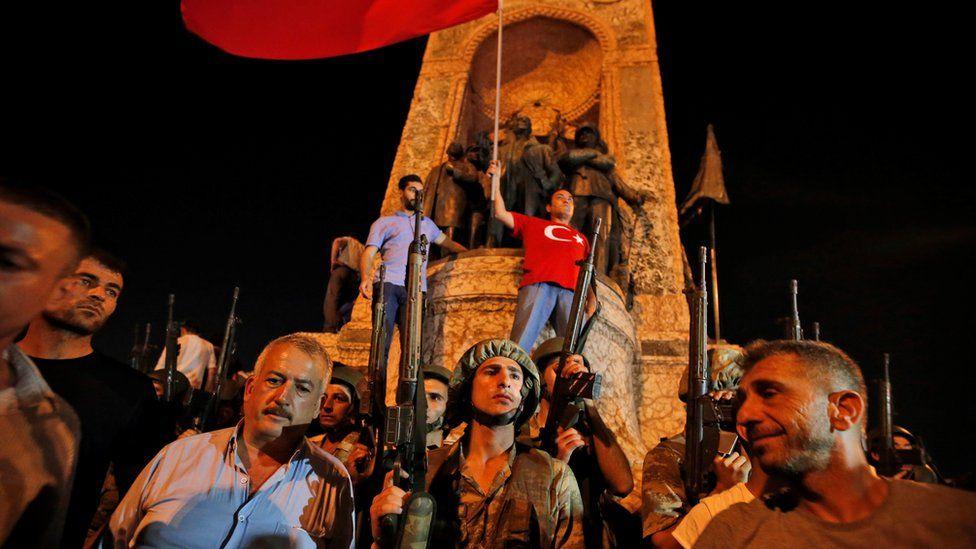 Soldiers in Turkey