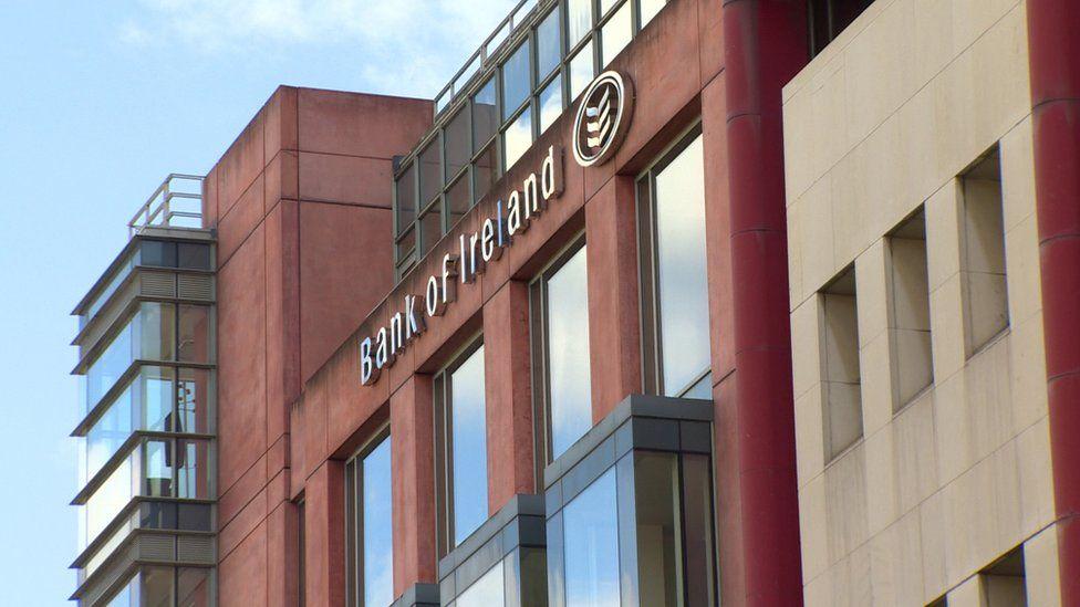 Bank of Ireland's Northern Ireland HQ