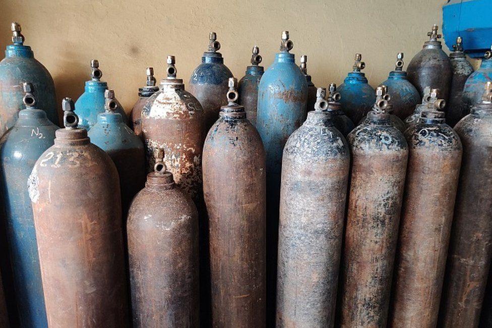 India oxygen cylinders