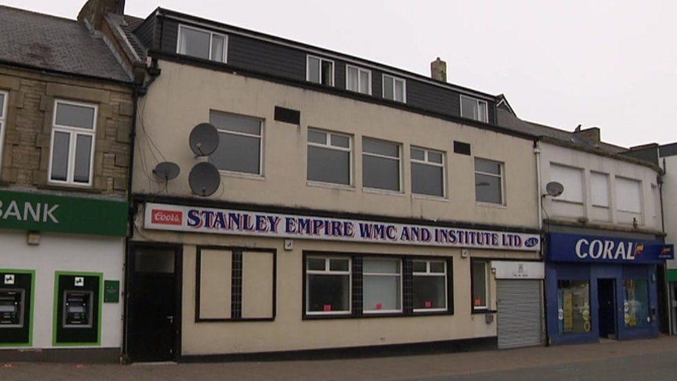Stanley Empire Workingmen's Club