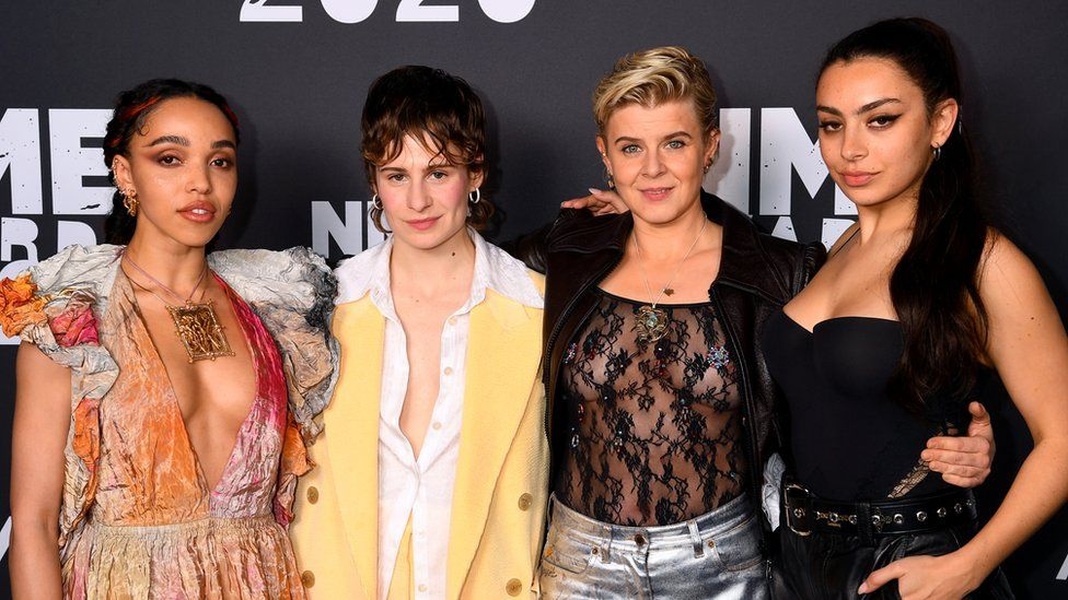 FKA Twigs, Christine & The Queens, Robyn and Charli XCX