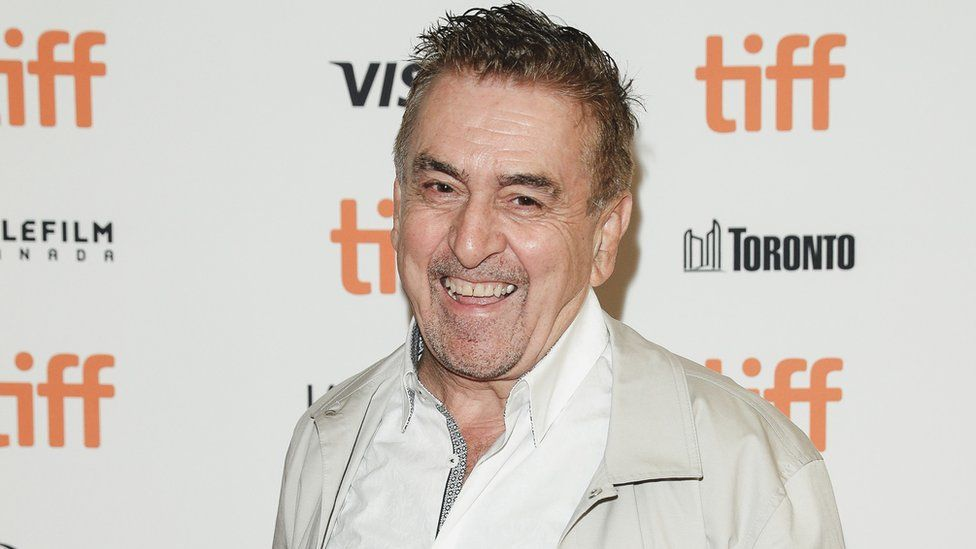 Producer Charlie Hanson pictured in 2018