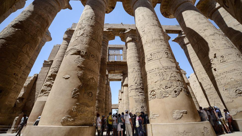 Luxor, 2015