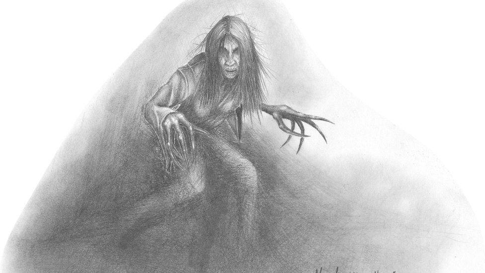 Хэллоуин: от Черного Шака до Бен Найи - краткий путеводитель по британской нечисти