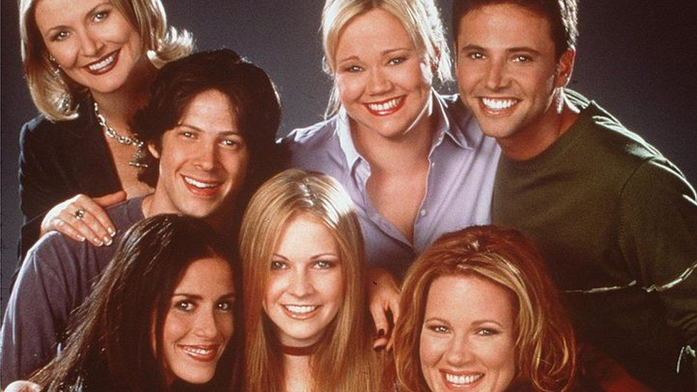 Cast of Sabrina The Teenage Witch