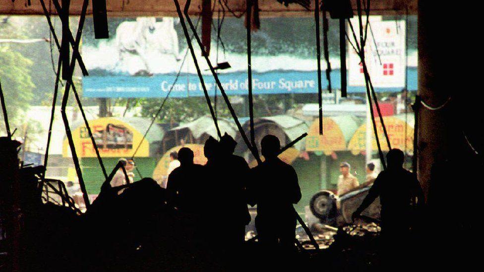 Mumbai blasts 1993